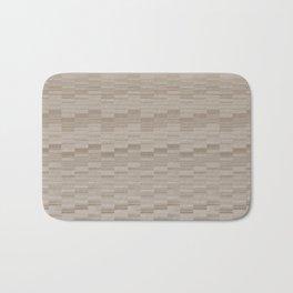 Serene Minimal Design in Warm Neutral Bath Mat