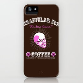 Craigular Joe iPhone Case