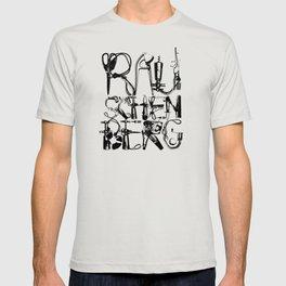 Rauschenberg T-shirt