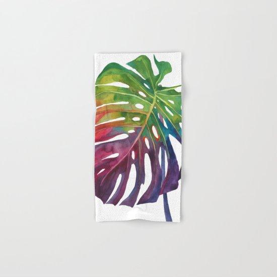 Leaf vol 1 Hand & Bath Towel