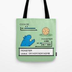 Cookiemon Tote Bag