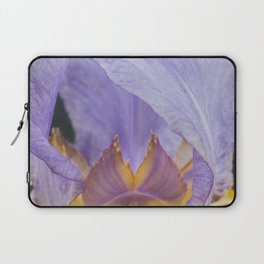 Iris Flower Laptop Sleeve