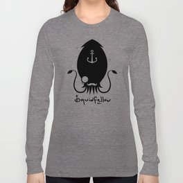 Squidfellow Logo Long Sleeve T-shirt