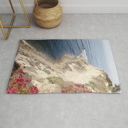 California Coastline Rug