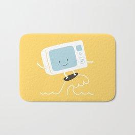 Smile n' Wave Bath Mat