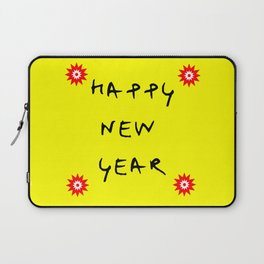 happy new year 13 Laptop Sleeve