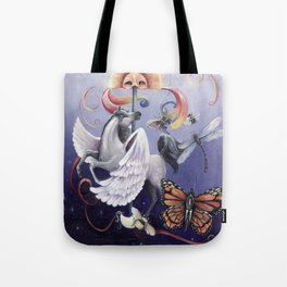 Things with Wings Tote Bag