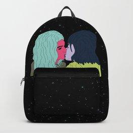 Girls like Girls (blue) Backpack