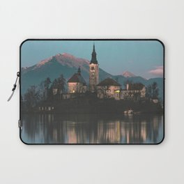 Bled, Slovenia III Laptop Sleeve