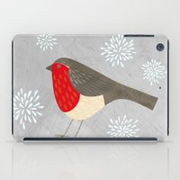 robin hood iPad Cases featuring Robin by Nic Squirrell