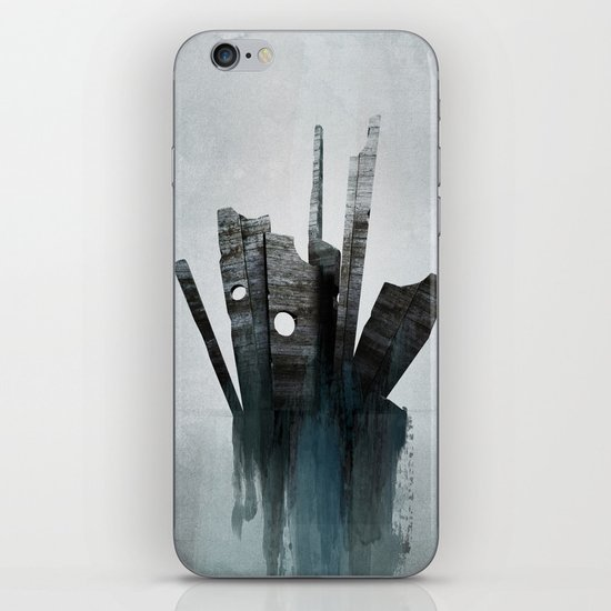 Pathfinder - Experimental iPhone & iPod Skin