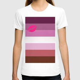 Lipstick Lesbian T-shirt