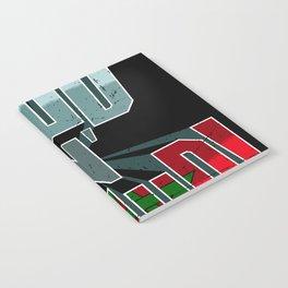 Morocco Pride Loud N Proud Notebook