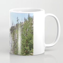 Yellowstone Waterfall Coffee Mug