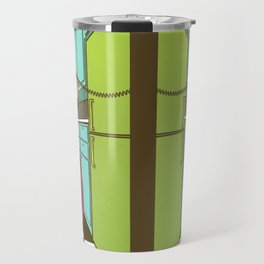 Bombshell in the Kitchen Travel Mug