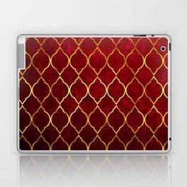 Moroccan Tile islamic pattern #society6 #decor #buyart #artprint Laptop & iPad Skin