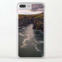 RR(290) Art print from Loop Head - Ireland Clear iPhone Case