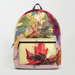 fallen leaves III Backpack