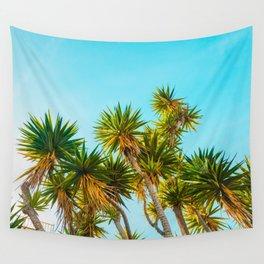 Palm Trees, Venice Beach, California, Tropical, Summer, Sunny, Wanderlust, California Dreaming, Tree Wall Tapestry