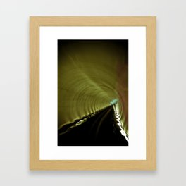 Light Games I Framed Art Print