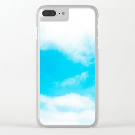 Sky Photography Love The Sky Breeze Clear iPhone Case