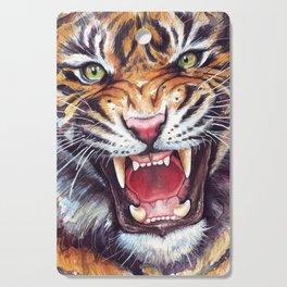 Tiger Cutting Board