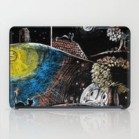fairy tale iPad Cases featuring Fairy Tale by MYRiPA