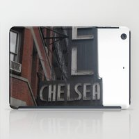 chelsea iPad Cases featuring Chelsea by Leah Moloney Photo
