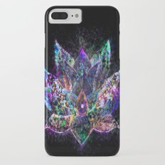 Lotus Flower Glow iPhone 7 Plus Slim Case