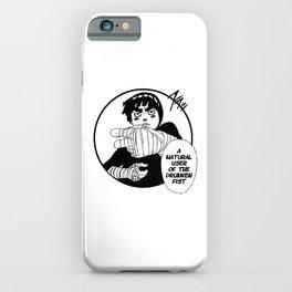 Drinken Fist - Natural iPhone Case