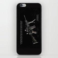 2nd Amendment iPhone & iPod Skin