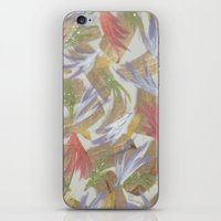 easter iPhone & iPod Skins featuring Easter by Kat Dermane
