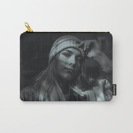 Shadows Carry-All Pouch