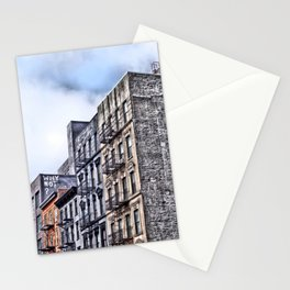 Why Not?, Lower East Side, New York City Stationery Cards