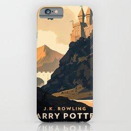 Magic Movies iPhone Case