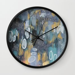 The Great Lie Wall Clock