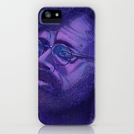 Terence Mckenna iPhone Case