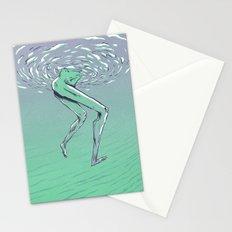 UNDRWTR Stationery Cards