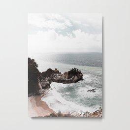 Wild Beach 2 Metal Print