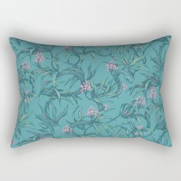 Mamba! in pastel tones Rectangular Pillow