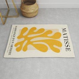 Sun Leaf 2: Matisse Edition | Mid Century Series Rug
