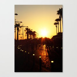Feel the Moment Canvas Print