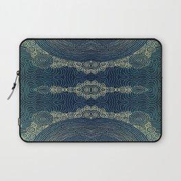 Indigo Batik Laptop Sleeve