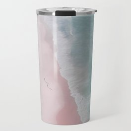ocean walk Travel Mug