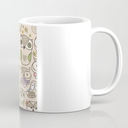 The owling Coffee Mug
