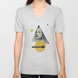 Isis - The keeper of all secrets Unisex V-Neck