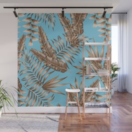 Wild Tropicals Wall Mural
