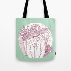 Creatures with no eyes Tote Bag