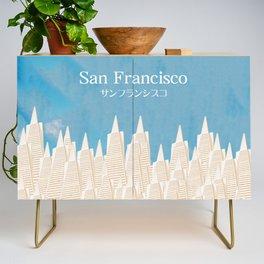 San Francisco TA Credenza