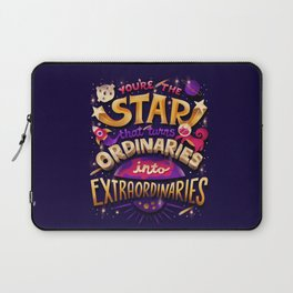 You're the Star Laptop Sleeve